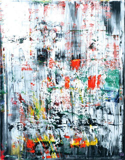 Gerhard Richter - Eis 2 2003.