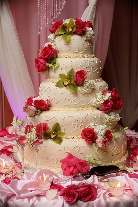 Images Of Wedding Cakes With Gazebo Topper Pin Wedding Cake Table Decorations Cake On Pi Wedding Cake Roses Wedding Cake Table Decorations Fake Wedding Cakes