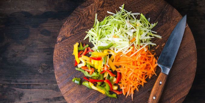 IQS: How to chop like a chef