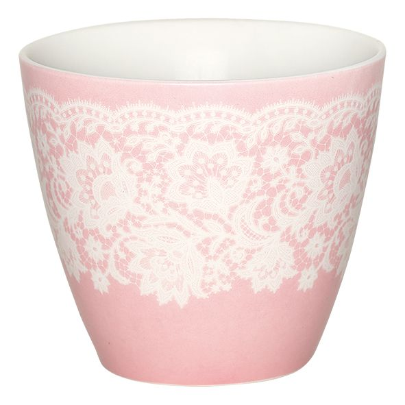 greengate latte cup liva pink greengate servies wunschliste. Black Bedroom Furniture Sets. Home Design Ideas