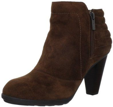 fad871cca42 Amazon.com: Kenneth Cole REACTION Women's So-Hunt Ankle Boot: Shoes ...