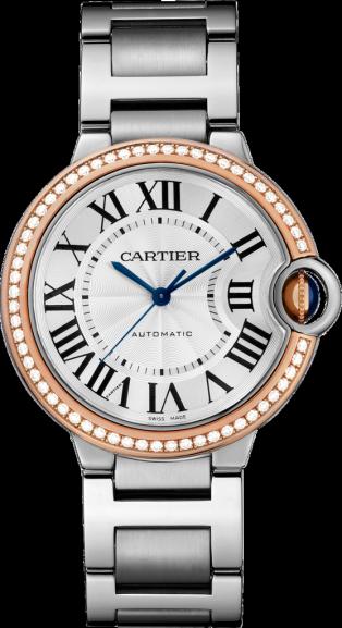bea9a156a44 Ballon Bleu de Cartier watch 36 mm
