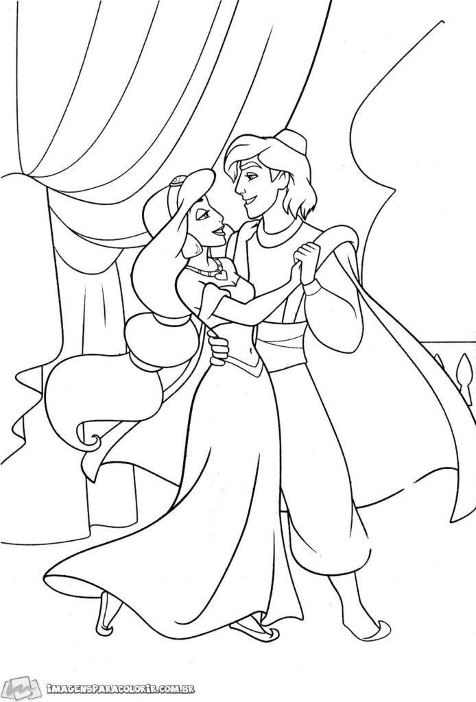 Aladdin Disney Desenhos Coisas Para Desenhar Personagens Disney