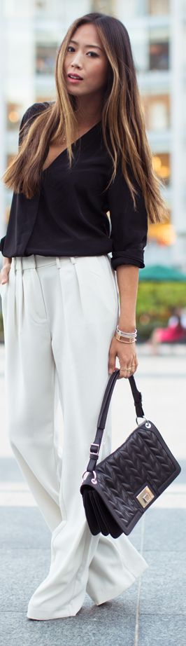 0e3525914f Wide Leg Pants In Union Square by Song Of style