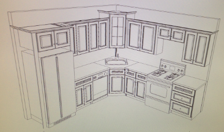 Accent Vs Task Lighting Inspired Led Blog Led Ideas Blogs Impressive Kitchen  Cabinet Design Drawing Review