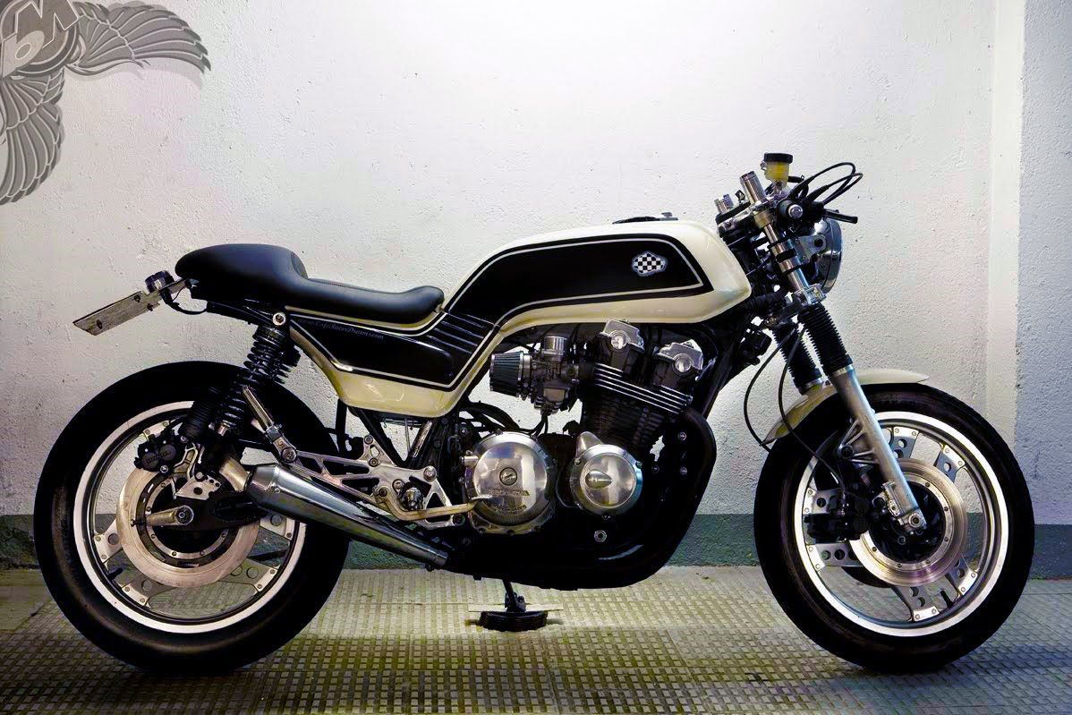 honda cb900 streetfighter | cafe racer dreams