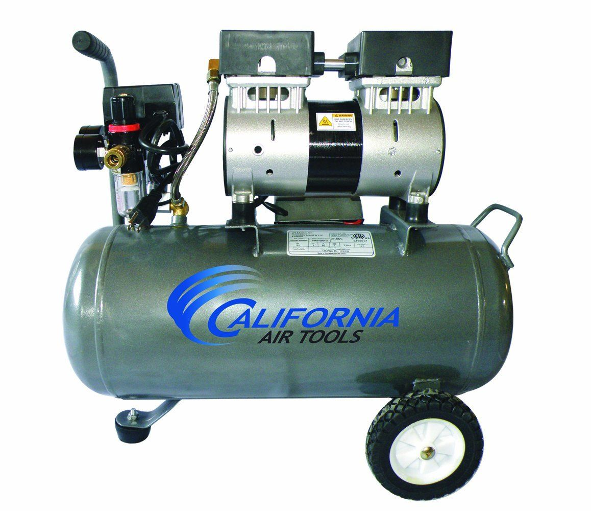 California Air Tools CAT6310 Ultra Quiet Air Compressor