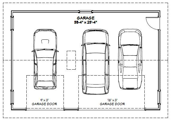 Garage Car Door Dimensions Home Ideas Ideal Youtube Garage Door Width Garage Door Sizes Garage Door Dimensions
