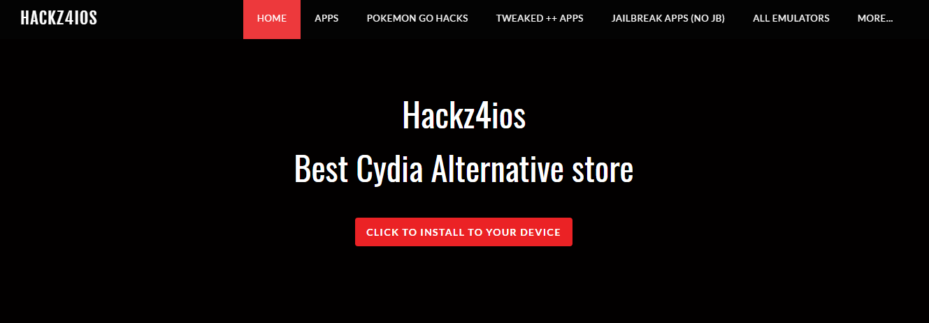 Download & Install Hackz4iOS for iOS 10 without Jailbreak