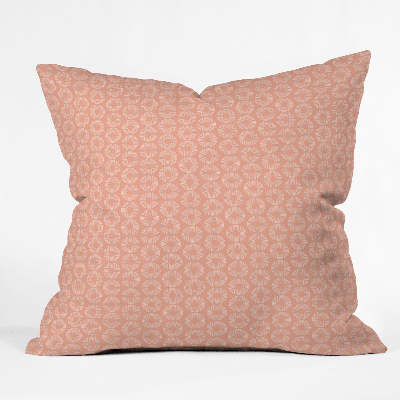 Caroline Okun Throw Pillow