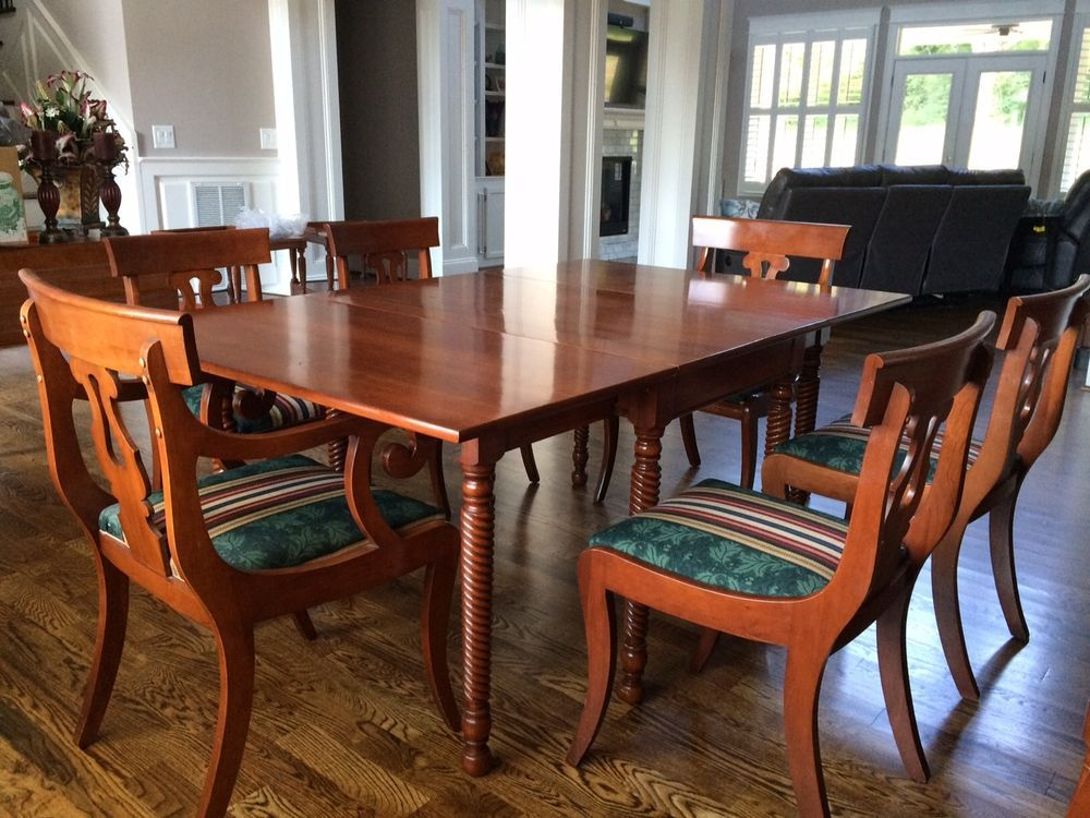 Dining Room Furniture Hutch Pleasing Willett Dining Table6 Chairschina Hutchsecretary2 End Tables Design Inspiration