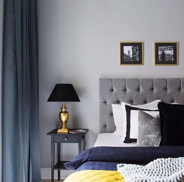black white and gold bedroom - Google Search | room designs ...