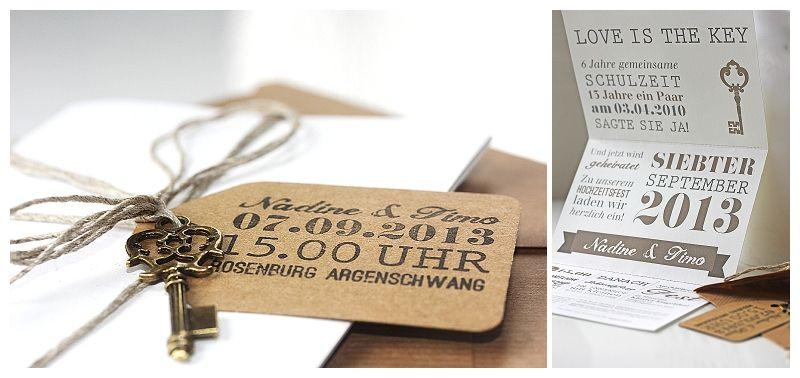 Hochzeitskarten nach hochzeit