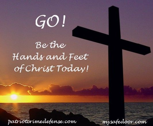 be the hands and feet of jesus - Google Search