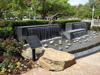 Laura S Garden Houston Texas 9 11 Memorial Sites On