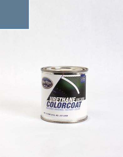 ColorRite Half Pint Kia Sedona Automotive Touch Up Paint   Blue Sapphire  Metallic Clearcoat