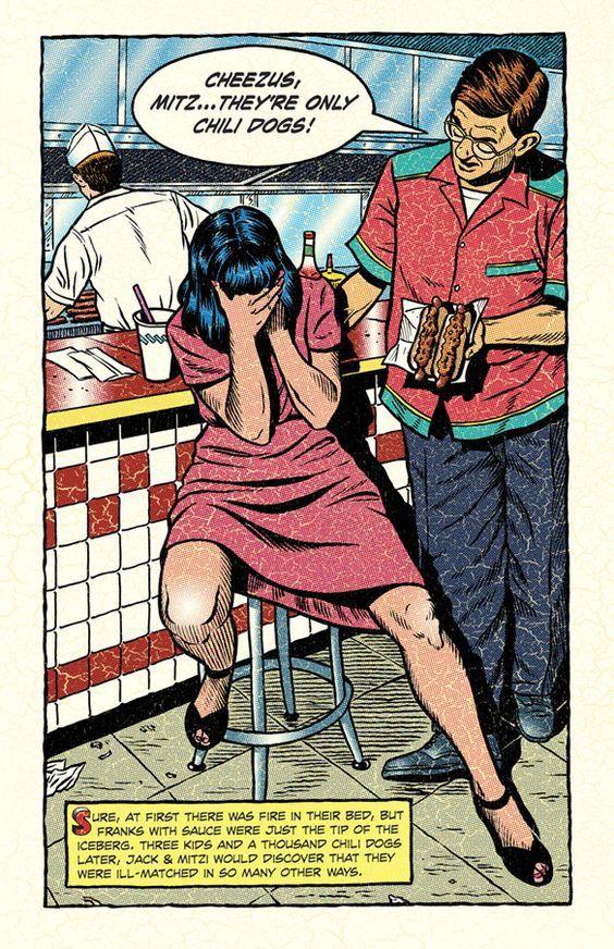 Chili Comic