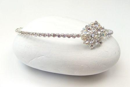 £40 / $63 This tiara is handmade in the UK by Tiarabelles. Follow Tiarabelles at www.facebook.com/tiarabelles or www.twitter.com/tiarabelles