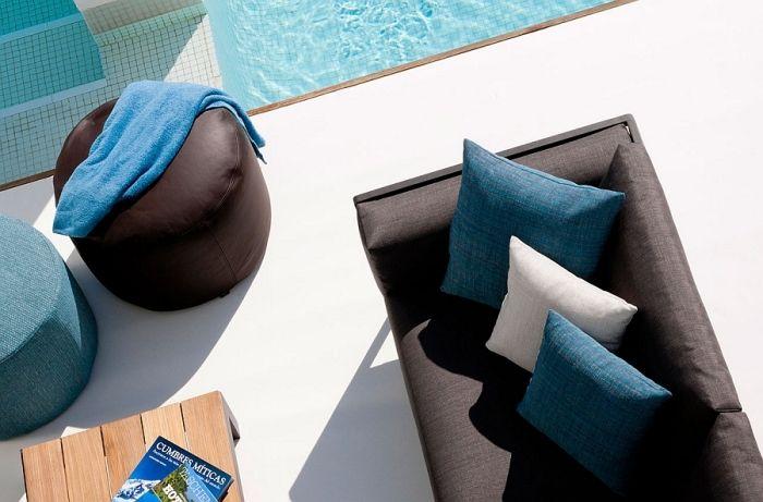 Terrassen » Exklusives Outdoor Möbel Set verspricht Luxus im Freien
