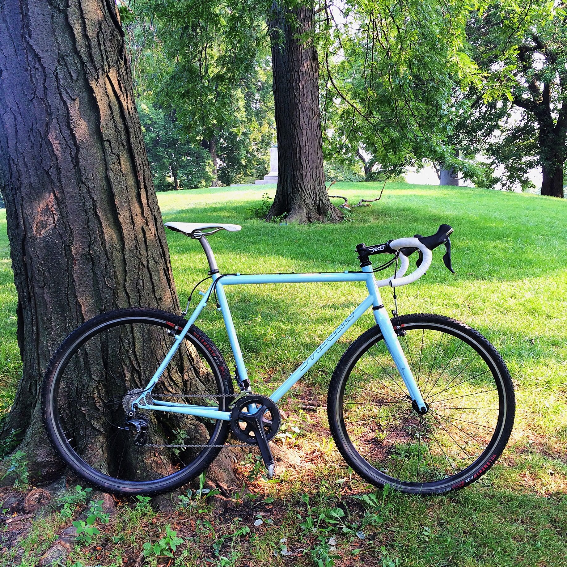 My Mosaic Xs 1 Cyclocross Bike Zero Carbon Footprint