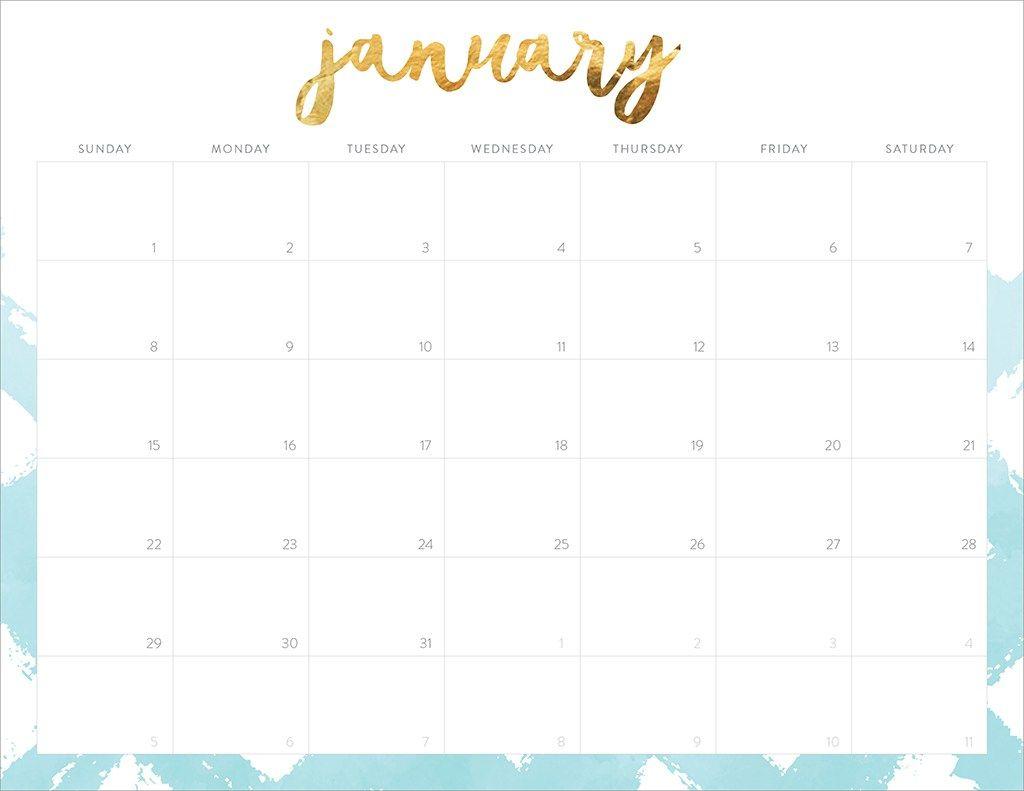Oh So Lovely Free Printable Calendars