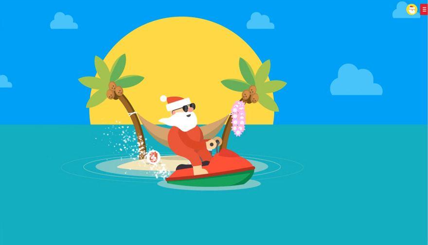 santa google Google Search Santa tracker, Santa