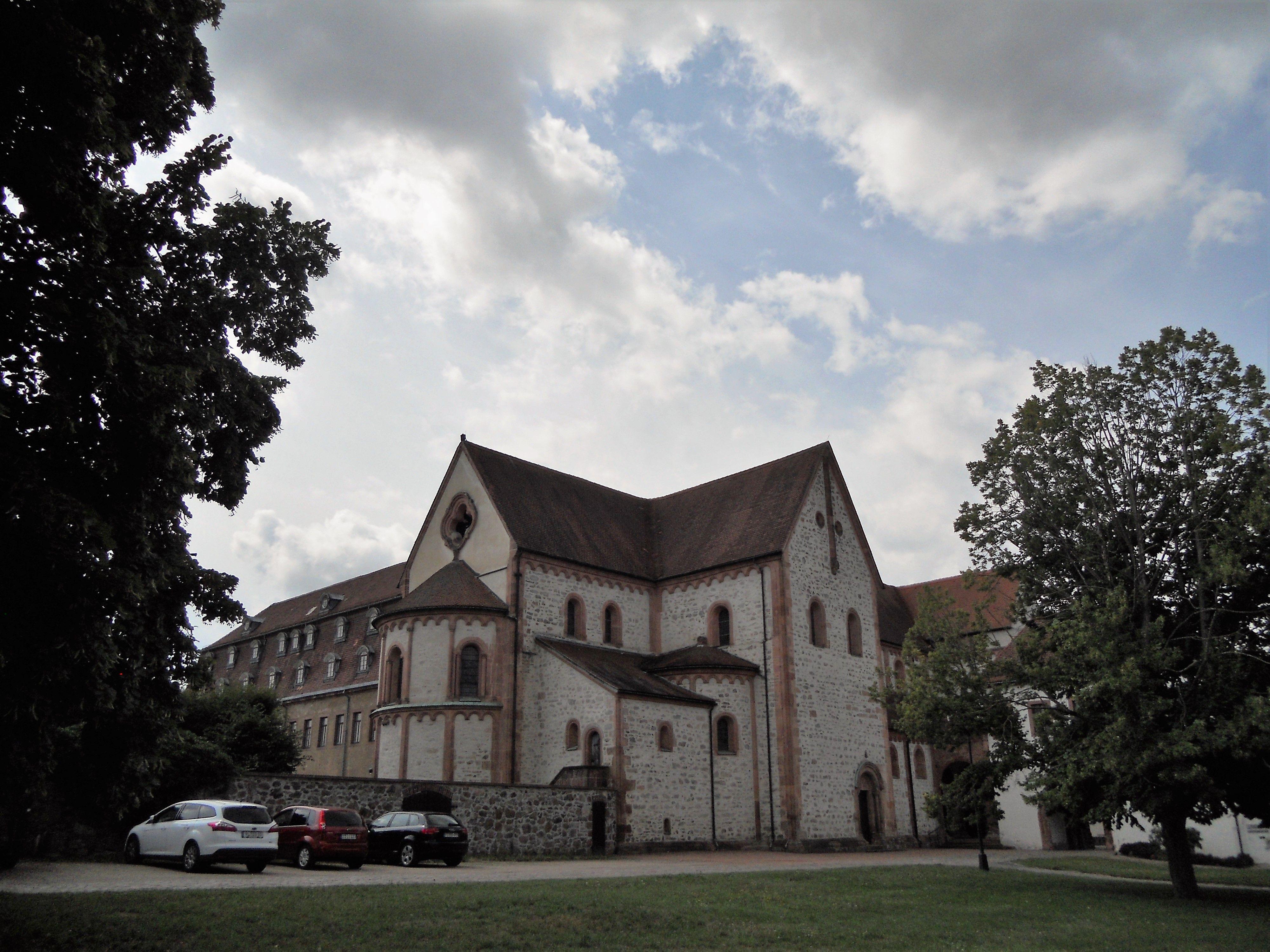 Wechselburg Englischer Landschaftspark Burg Romanisch