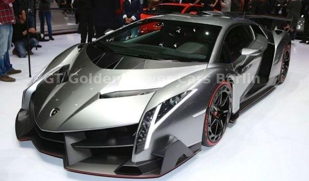 Lamborghini Veneno Roadster Available For Sale At Whopping Price