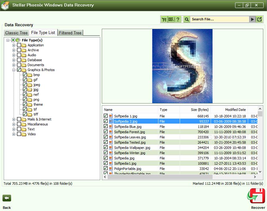 Stellar Phoenix Windows Data Recovery Serial Key 6 0 Full Data