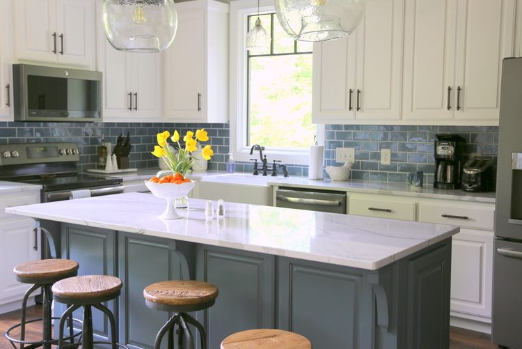 The Best Countertop Material And Latest Trends Kitchen Remodel