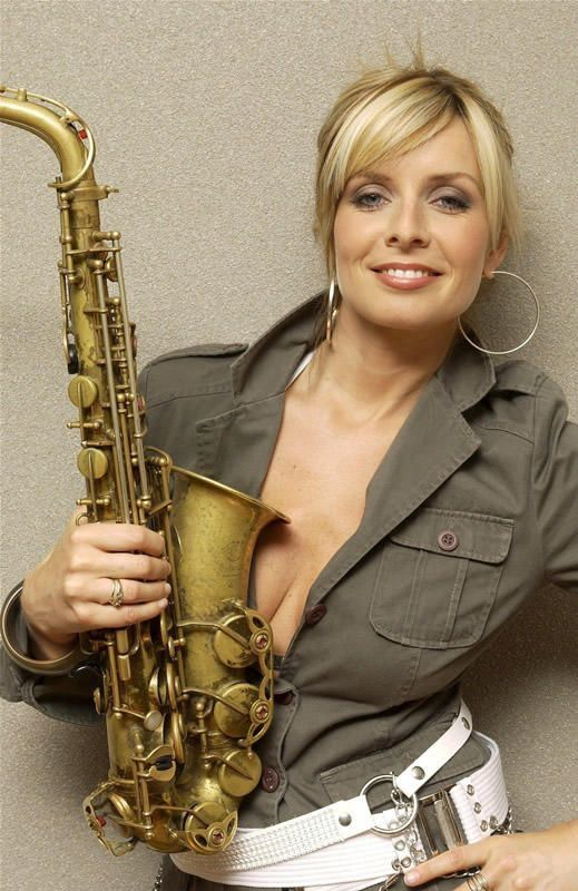 Is Candy Dulfer In 2019 Jazz Music Women In Music Jazz