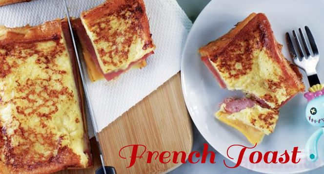 French Toast Klik Link Di Atas Untuk Mengetahui Resep French Toast Roti Panggang Makanan Resep