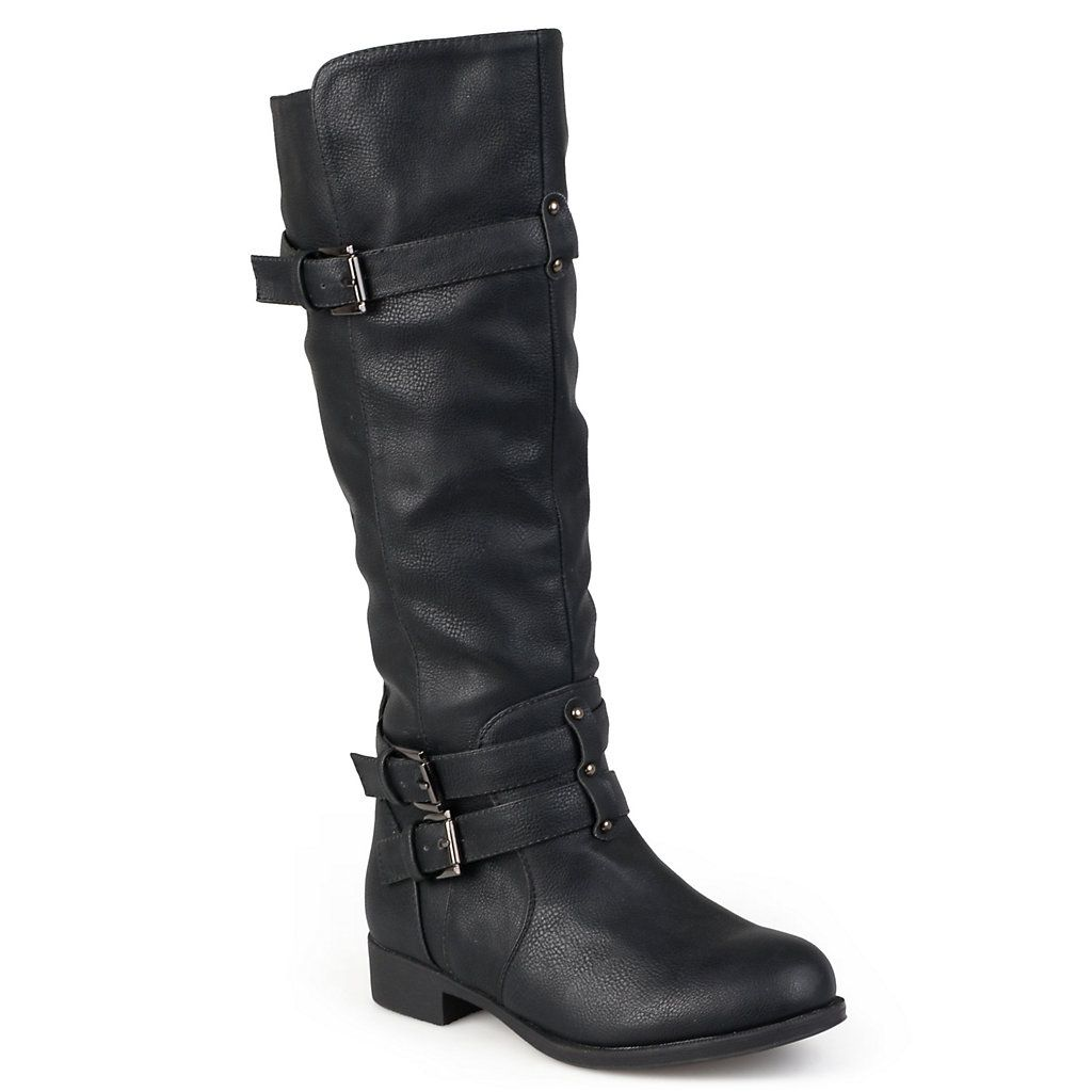 Journee Collection Bite Women's Tall Boots 8.5