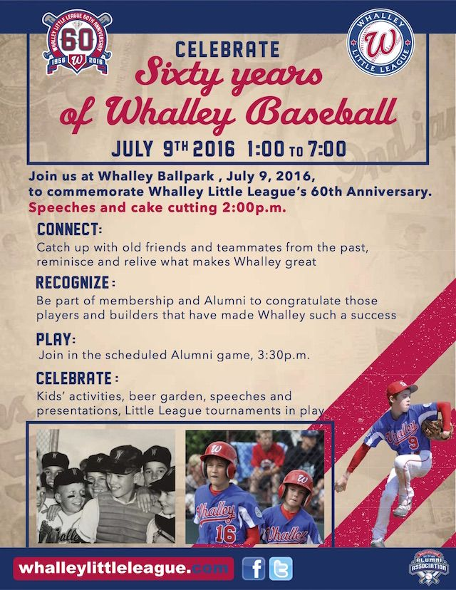 Whalley Little League's 60th Anniversary » Vancouver Blog Miss604