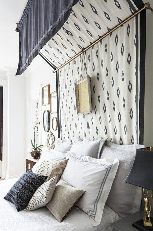 40 Dreamy DIY Headboards You Can Make by Bedtime - Page 3 of 4 - DIY & Crafts