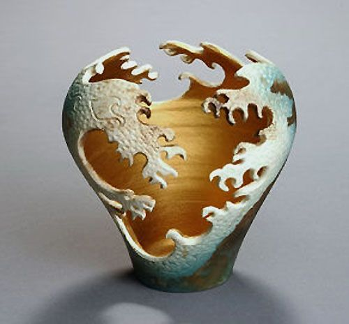 Cool Sculptures Cool Ceramic Sculptures Creative Masterpieces đieu Khắc In 3d Gốm Sứ