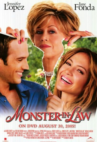 Pin by Events By FiveSeasons Kimberle on Wedding, Proposal, Bride, Marriage, In Laws and more Movies... | Monster in law, Monster in law movie, Wedding movies