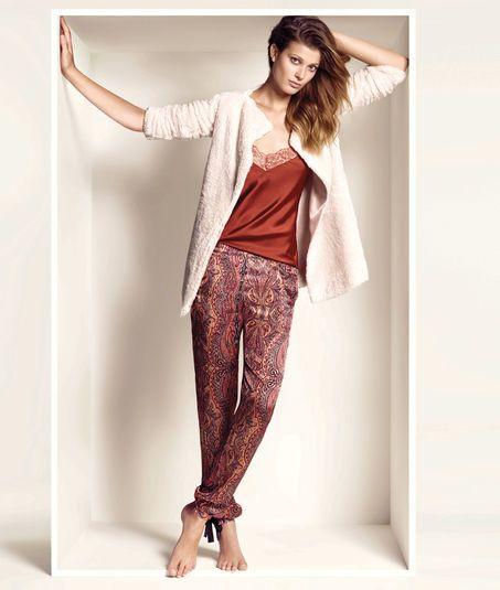 fleece pyjamas dam