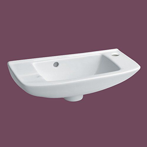 Wall Mount Bathroom Sink Small White Basin With Overflow Renovator S Supply The Renovators Small Bathroom Sinks Wall Mounted Bathroom Sinks Wall Mounted Sink