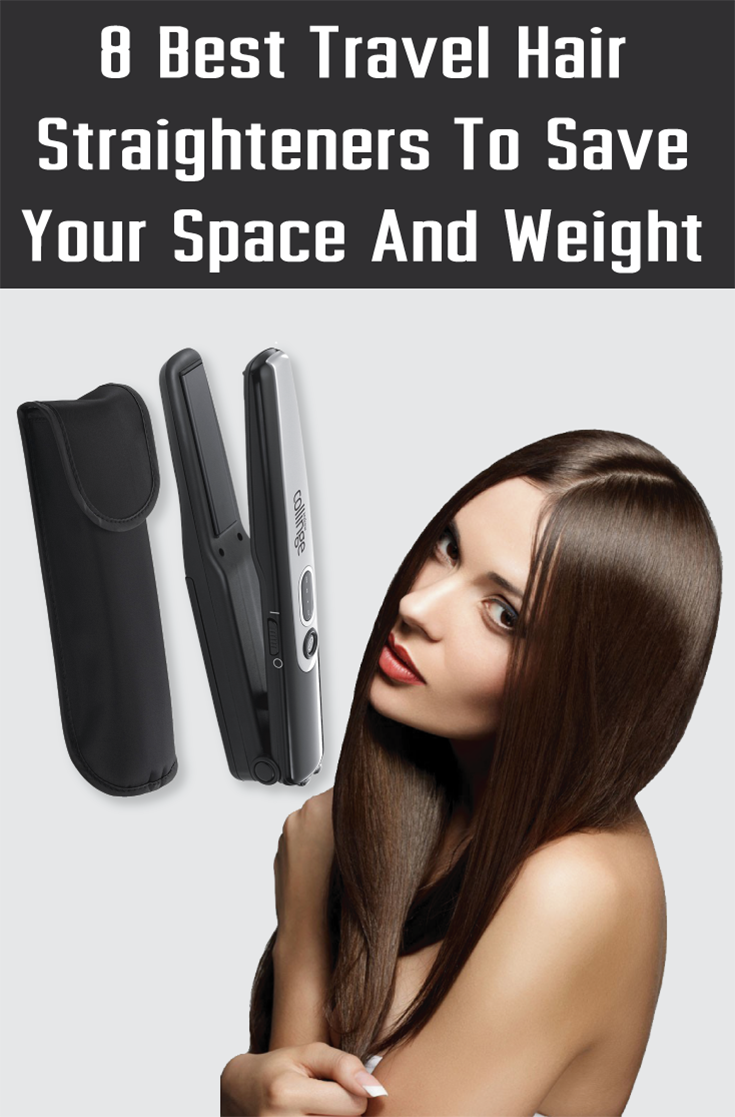 How a Straightener Can Help Save Space and Keep You Stylish This Summer