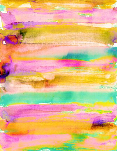 Mirage Stretched Canvas