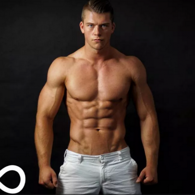 Kaz Van Der Waard | bodybuiliding | Pinterest | Vans