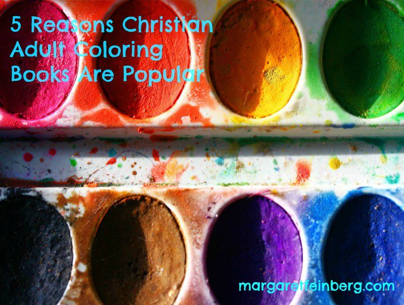 New blog post! http://margaretfeinberg.com/5-reasons-christian-adult-coloring-books-are-popular/ #arttherapy #scripturememorization #liveloved