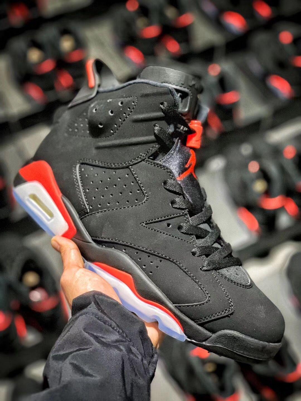 Nike Air Jordan 6 Infrared 2019 Release 384664 060 Air Jordans Air Jordans Retro Nike Air Jordan 6