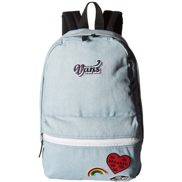 Vans Calico Backpack (70's Blue) Backpack Bags ($32