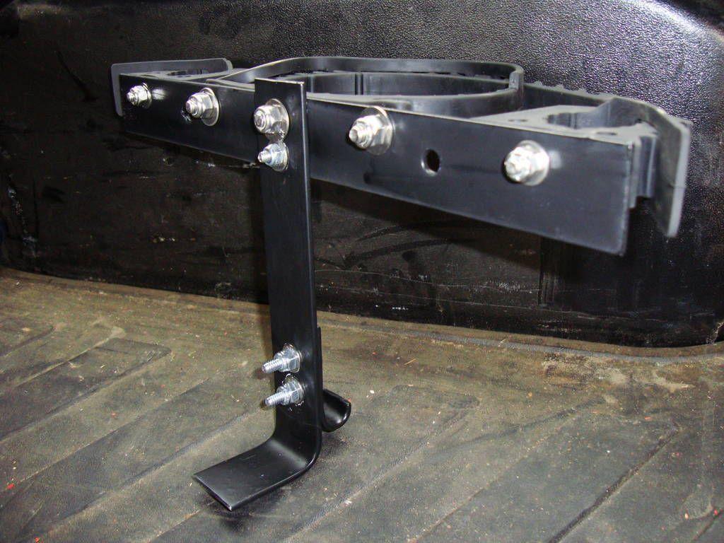DIY HiLift and Tool Mounts Diy, Bed rails, Tools