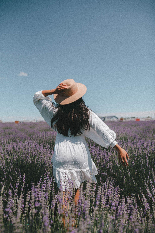 10 Lavender Field Photo Shoot Ideas