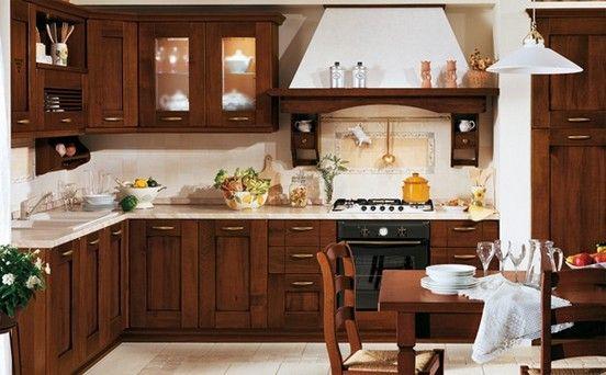 cucine provenzali una scelta di carattere - cucina in muratura ...