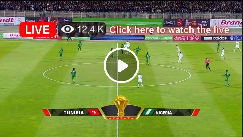 Watch Live Nigeria Vs Tunisia Can 2019 League Table Live In The Now Live Streaming
