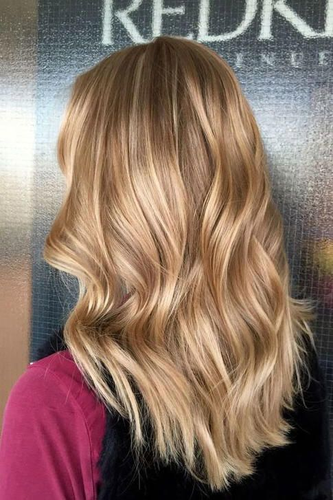 Butterscotch Blonde  Freshen up for spring with these warm sunkissed shades Its only a matter of time before our winter hair starts feeling a bit lackluster and our tress...